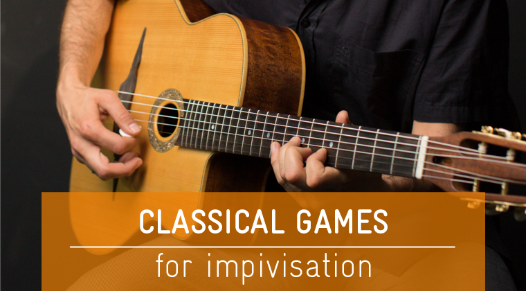 CLASSICAL GAMES FOR IMPROVISATION $62