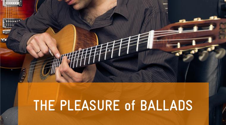 The Pleasure of Ballads $139